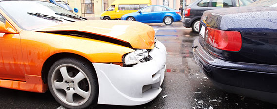 Photo: Motor Vehicle Accidents, Who Pays for Treatment?