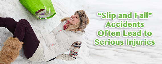 Slip and Fall Accidents Often Lead to Serious Injuries